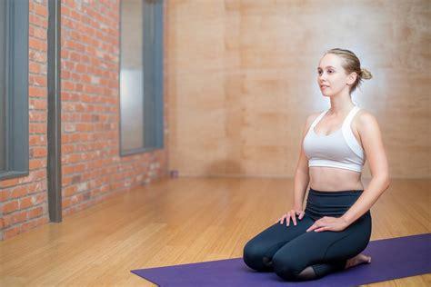 yoga   flat toned stomach