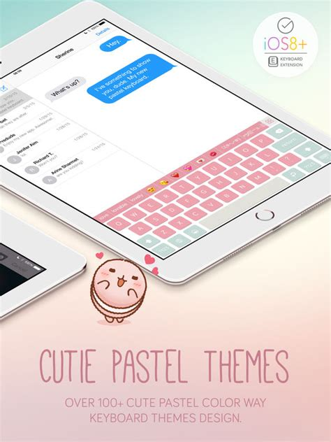 pastel keyboard themes extension pastel keyboard themes extension 100 cute color app