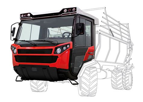 costruzione cabine per trattori agricoli cabine trattori settore costruzioni veicoli comunali