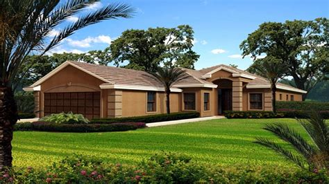 Florida Home Plans by Florida Style House Plans Florida House Designs