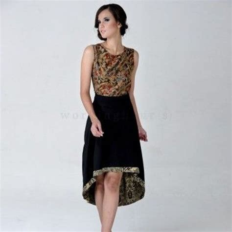 Dress Cheongsam Batik Hm 52 best images about model dress batik modern terbaru
