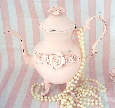shabby chic teapot teapot shabby chic pastel shabby chic and heavens