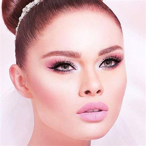 Make Up Warda mari 233 e avec le maquillage de jour du mariage sass 2071526 weddbook