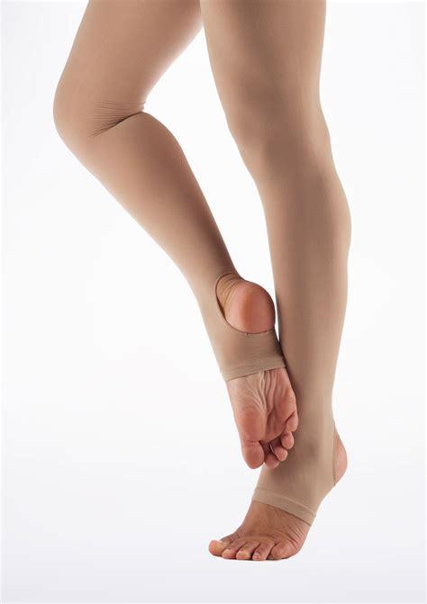 sansha stirrup tights move dancewear 174