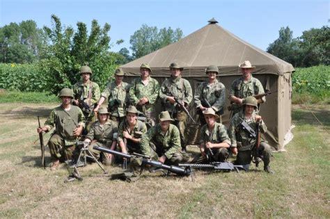 grange du militaria groupe b m c 2eme bep indochine