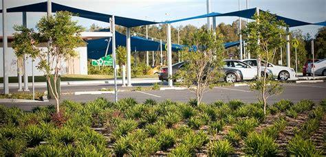 hbo emtb brisbane airport central parking area