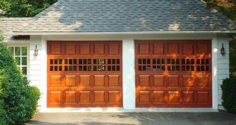 wood panel garage doors wood garage door panels mejorstyle