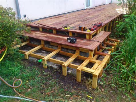 Construire Un Escalier Extérieur 995 by Nivrem Terrasse Bois Plus Escalier Diverses Id 233 Es