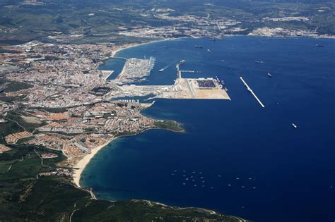 great expectations for the port of algeciras bay ship
