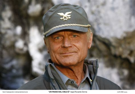 film cowboy terence hill terence hill quot un passo dal cielo il film quot stasera in tv