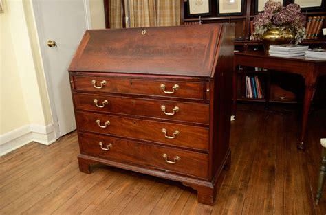 Slant Top Desk by Mahogany Slant Top Desk At 1stdibs