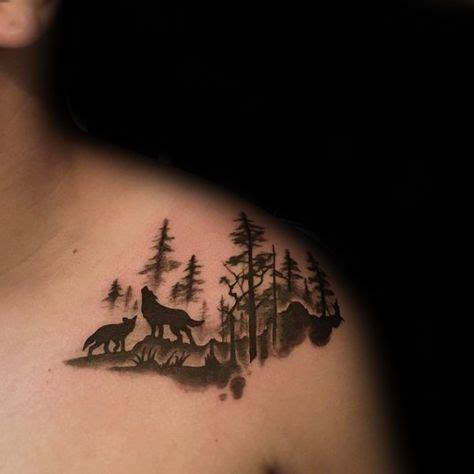 tattoo ideas under 100 tattoo trends 100 forest tattoo designs for men