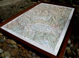 california raised relief map california usa large raised relief map by theartistnomad