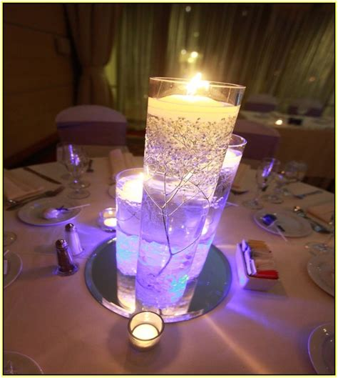 submersible led lights wedding centerpieces home design