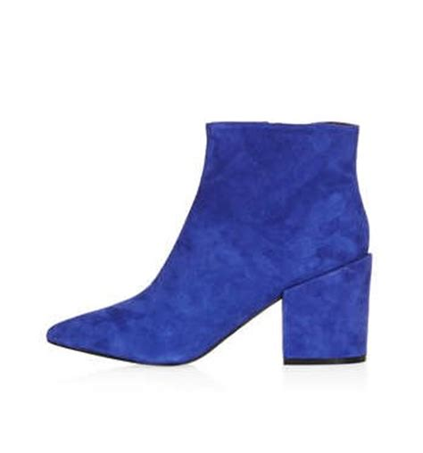 a collection of suede ankle boots for summer 2014