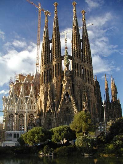 Gaudí, un segundón en la construcción de la Sagrada