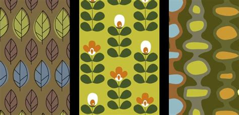 illustrator pattern nature 500 free illustrator patterns to download
