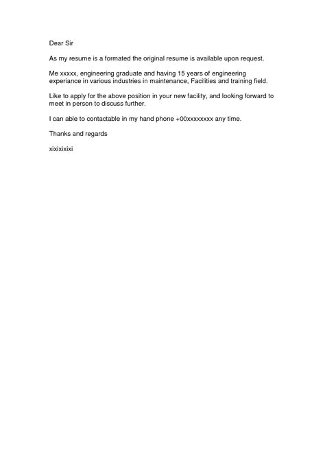 sample cover letters for employment helpful hints covering letter