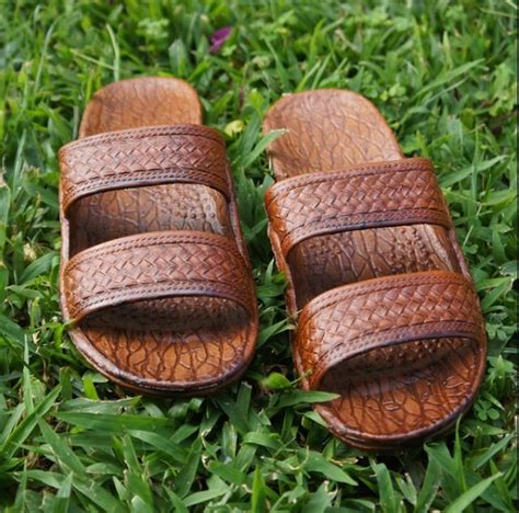classic brown pali hawaii sandals classic brown pali hawaii sandals shoes