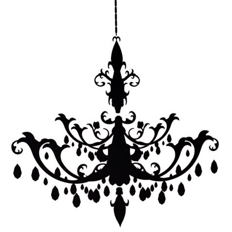 Chandelier Decals Black Chandeliers Trend We Sayeh Pezeshki La Brand Logo And Web Designersayeh