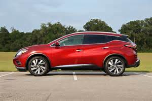 Nissan Marano 2016 Nissan Murano Driven Picture 687617 Car Review