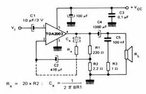 Ic Tda2003 Ic Tda 2003 Aj02 tda 2003 tda2003 r 246 hre tda 2003 id38902 ic integra