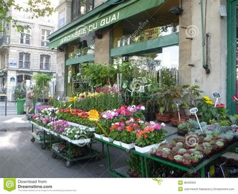 flower shop in paris paris france they display all flower stand in paris editorial stock photo image 38409363