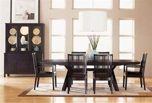 Modern Furniture Dining Room Set Asian Contemporary Dining Room Furniture From Haiku Designs