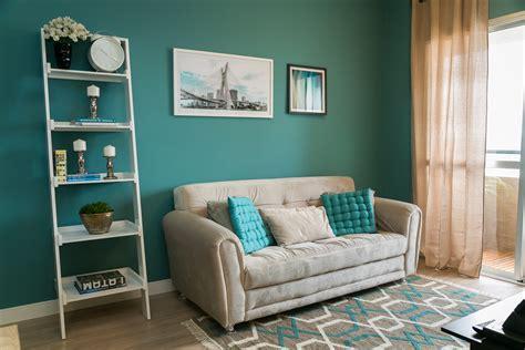 sala de estar decorada em tons de azul leroy merlin - Decorar Sala Azul