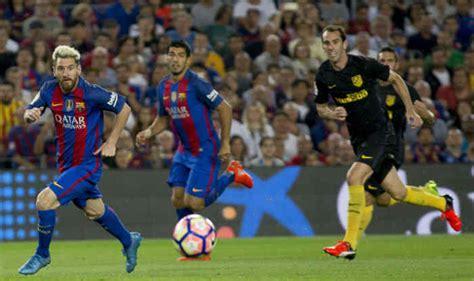 barcelona vs atm atletico madrid vs barcelona live commentary catch live