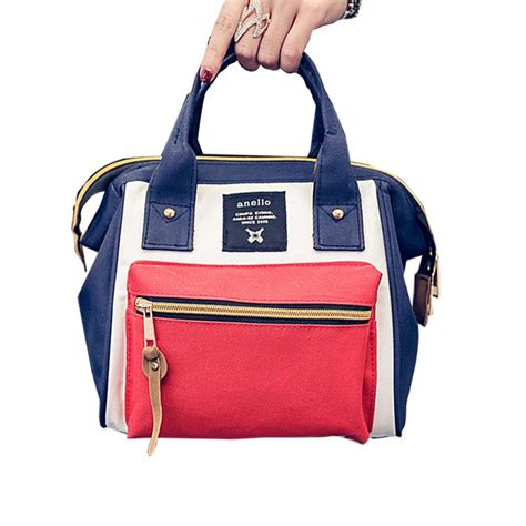 Tas Anello 3 In 1 2016 womens bag japan sale anello backpack bags brand canvas school bags for