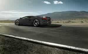 Lamborghini Carbonado Lamborghini Aventador Black Model Mansory