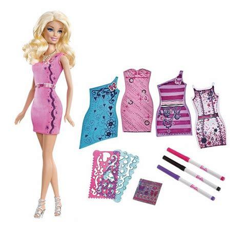 Design Dress Toy | barbie design dress studio set doll and 5 dresses to
