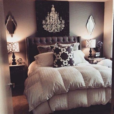 bedrooms pinterest best 25 glamorous bedding ideas on pinterest white