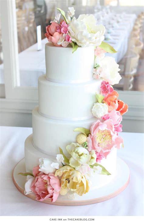 design flower cake 10 flower cakes for spring