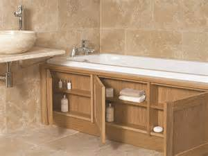 Guest Bathroom Storage Ideas Storage Bath Panel I This Idea For The Guest