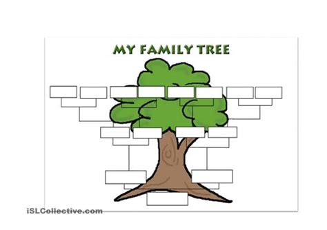 all worksheets 187 spanish family tree worksheets