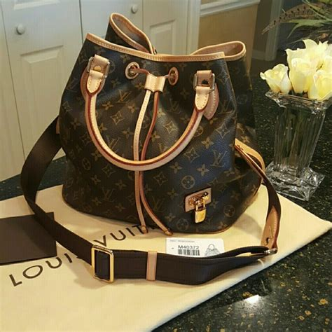 louis vuitton bags eden noe monogram canvas poshmark