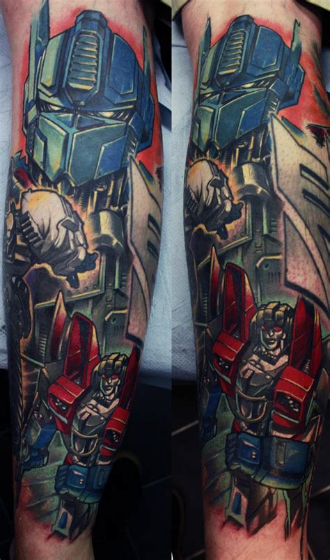 autobot tattoo transformers tattoos 20 of the greatest designs