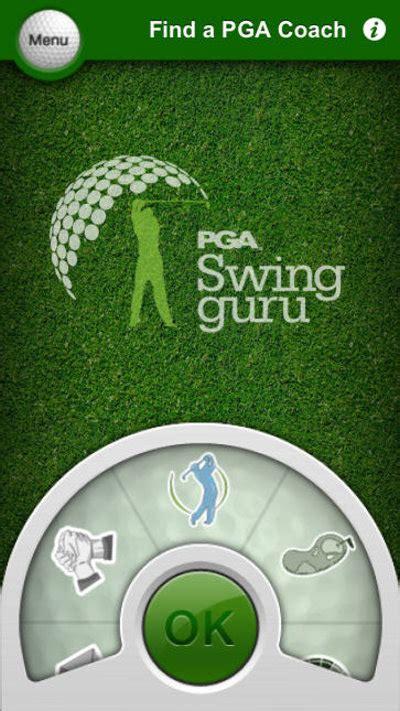 swing guru practice makes perfect as golfers discover revolutionary