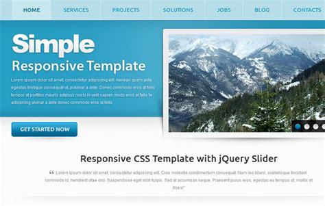 25 Free Html5 Templates Designgrapher Com Free Html Web Templates