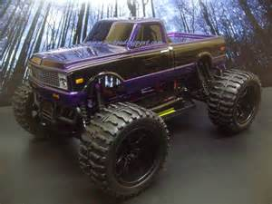 1972 chevy c10 custom painted rc truck 1 10th