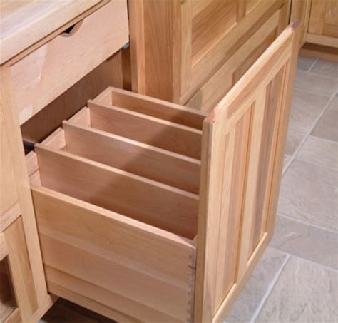 tray dividers for kitchen cabinets storage regular base cabinet vs drawers