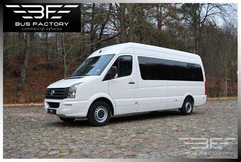 volkswagen minibus 2016 used volkswagen crafter 35 special 8 1 office edition