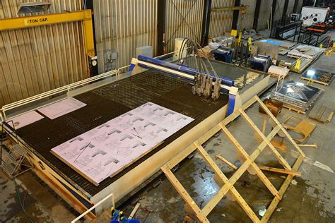 waterjet cutting services owen industries