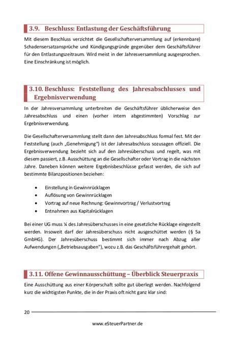 Muster Jahresabschluss Ebook Fuer Gruender Und Selbstaendige Steuern Und Recht