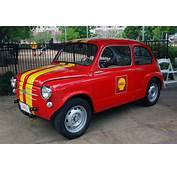 Fiat 600 Y Sus Variantes On Pinterest