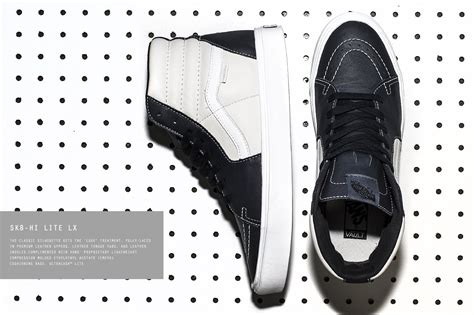 C By Lx Collection blends vans vault lite lx collection feature