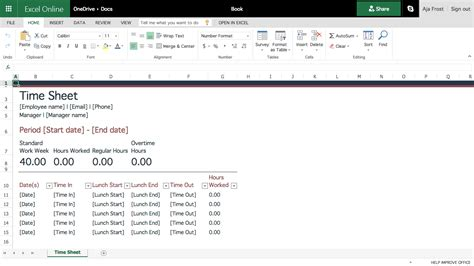 create new template in creating a template in excel buff