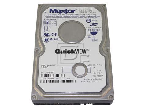 Hardisk Ata 160 Gb maxtor 6l160p0 ata ide disk drive